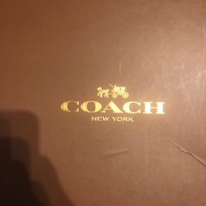 Coach Shoes - Fleece lined coach rain boots